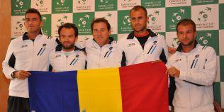 13 cu noroc in Cupa Davis. Romania conduce Suedia cu 2-1 la general