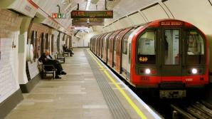 Metroul londonez va circula 24 de ore din 24 in weekend, din septembrie 2015