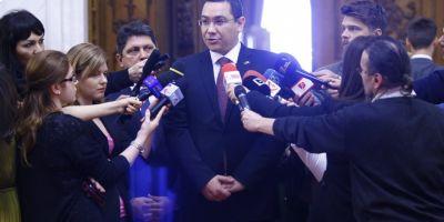 Victor Ponta, la Bistrita: Se dubleaza alocatiile pentru copiii care provin din familii cu venituri reduse
