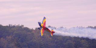 FOTO Show aviatic la Baia Mare cu avioane de lupta si elicoptere PUMA