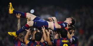 INFOGRAFIE Extraterestrii exista: Messi si Ronaldo. De ce a avut dreptate Gigi Becali in privinta argentinianului