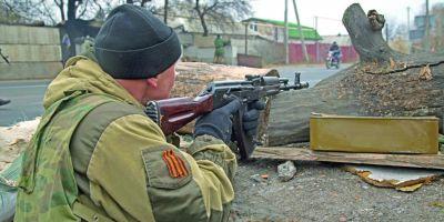 Un nou armistitiu in estul Ucrainei va intra in vigoare pe 9 decembrie
