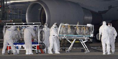 RETROSPECTIVA Ebola, virusul ucigas din 2014. Patru suspiciuni, in Romania
