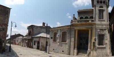 FOTO Cel mai vechi cinematograf din Slatina, reabilitat cu bani norvegieni. Cum va arata cinematograful