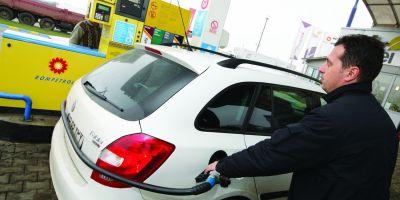 GRAFIC De ce se ieftinesc carburantii mai greu in Romania decat in statele vecine