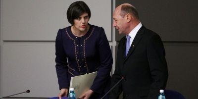 VIDEO Cearta intre Basescu si Kovesi pe tema dosarelor Revolutiei si Mineriadei. Inregistrare din 2009, data acum publicitatii de fostul presedinte al tarii