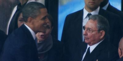 De ce a existat raca intre SUA si Cuba? Pentru prima data presedintele SUA se va intalni oficial cu un lider cubanez