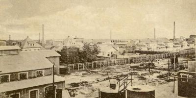 Povestea primei rafinarii din Romania - Ploiesti, primul oras din lume cu