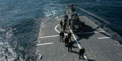 Vladimir Putin se intoarce. Cu degetul pe tragaci in Marea Neagra