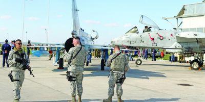 Vanatorul de tancuri sau porcul zburator: avionul SUA care transmite rusilor un mesaj din Romania