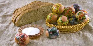 Retete de Paste din Bucovina. Cum este pregatita masa traditionala cu cighir, ciorba radauteana si pastrav