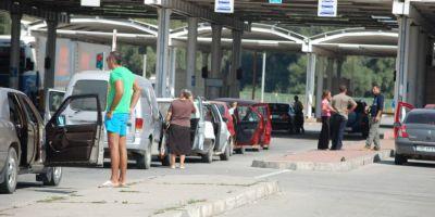 Romanii nu mai au nevoie de pasaport pentru Republica Moldova. Decizia a fost aprobata de Guvernul de la Chisinau