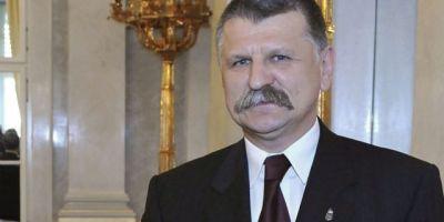 Seful Parlamentului Ungariei, ingrijorat de viitorul maghiarilor din Romania, critica Uniunea Europeana
