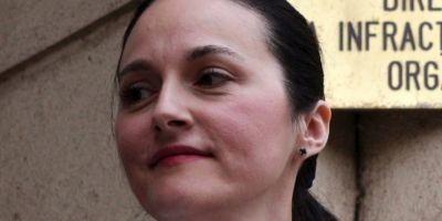 Fostul sef al DIICOT Alina Bica vrea sa se reintoarca la avocatura