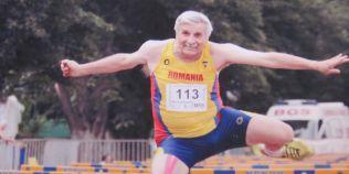 Atletii veterani ai Romaniei: participa la campionate mondiale si se antreneaza sarind peste bancile din parc
