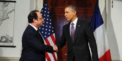 Dupa refuzul politicos al lui Obama de a lua in calcul Rusia la marea coalitie antijihadista, Hollande o va primi astazi pe Merkel, apoi va merge la Moscova
