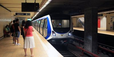 O persoana a incercat sa se sinucida la metrou. Politia a demarat o ancheta