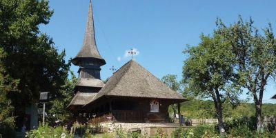 Povestea bisericii calatoare de la Jercalai. Construita in Mures, a fost mutata la Bran, apoi in Prahova, pentru ca devenise bodega