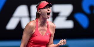 VIDEO Sarapova a castigat punctul zilei la Australian Open: Federer, extaziat de ce a vazut