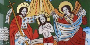 Cum a aparut pictura pe sticla in Ardeal. Povestea centrului de la Manastirea Nicula, ajunsa celebra dupa un miracol