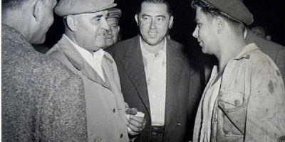 Mitul otelarului Stefan Tripsa, eroul Muncii Socialiste pe care comunistii l-au transformat intr-un personaj fabulos