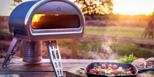 Roccbox, super gratarul-cuptor, face pizza in 90 de secunde: in cat timp este gata o friptura INFOGRAFIE VIDEO