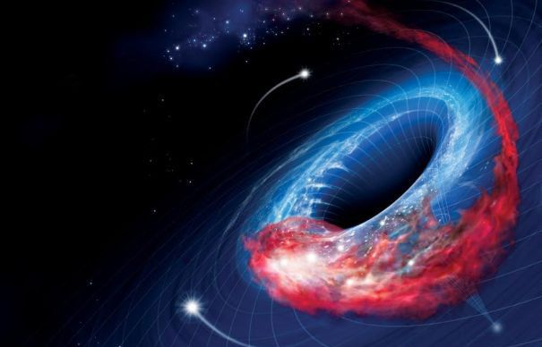 Distributia materiei in Univers: ce rol joaca GAURILE NEGRE?