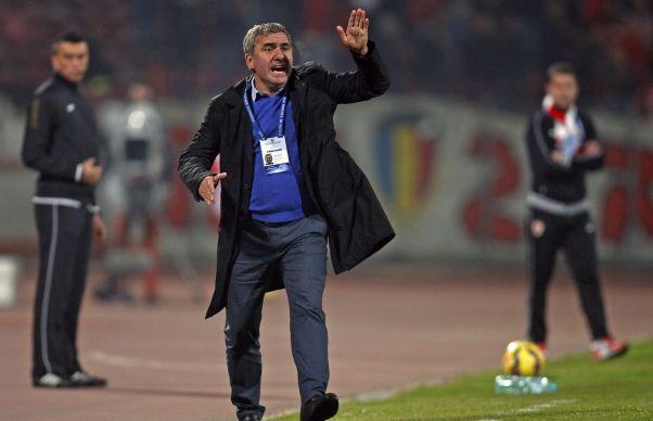 LIGA I. FC Viitorul - Dinamo, 1-2. Echipa lui Hagi n-a batut pe nimeni in play-off,