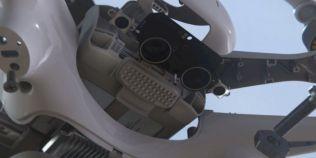 O companie din Timisoara lucreaza la dezvoltarea celor mai preformante drone din lume, Phantom 4