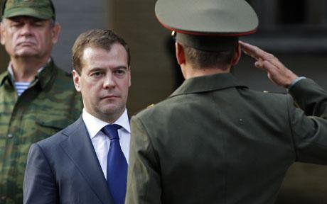 RUSIA vorbeste in premiera despre posibilitatea declansarii unui