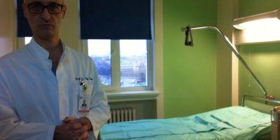 Cavalerul de Malta care a pus pe picoare una dintre cele mai performante clinici din Timisoara