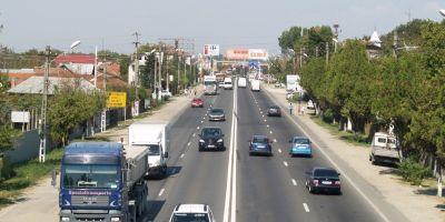 Accident in lant pe DN1, la intrarea in Bucuresti. Sase persoane au fost ranite
