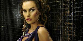 VIDEO Anna Lesko a fost impuscata cu un pistol cu bile la sfarsitul unui concert: reactia cantaretei