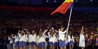 FOTO Uniformele sportivilor romani la deschiderea JO 2016, incluse intr-un top al celor mai sic aparitii