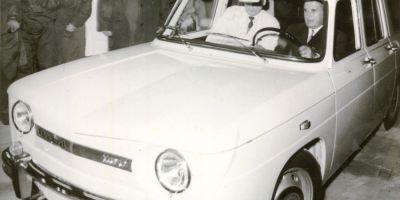 Prima Dacia 1100 a iesit pe poarta uzinei acum 48 de ani