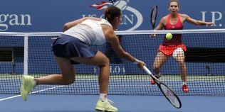 US Open 2016: Simona Halep incepe cursa pentru glorie cu ochii pe un bonus urias, de patru milioane de dolari