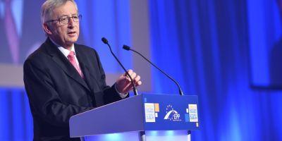 Jean-Claude Juncker sustine primul discurs despre starea Uniunii dupa referendumul pentru Brexit