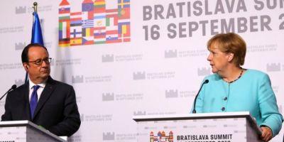 In doua propozitii, Merkel desfiinteaza