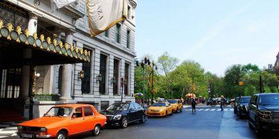 Dacia 1300 ajunsa faimoasa in Statele Unite. Masina unui roman va aparea in celebrul serial TV