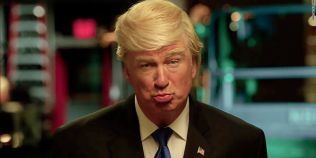 Trump critica show-ul SNL in care a fost din nou parodiat de Alec Baldwin: