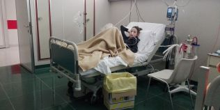 Anunt umanitar: Un tata incearca sa isi salveze fiica, de 11 ani, diagnosticata cu cancer