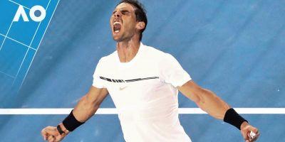 Australian Open 2017: Rafael Nadal trece de Grigor Dimitrov dupa un meci