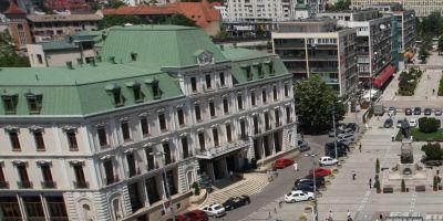 Cel mai vechi hotel din Iasi, proiectat de faimosul Gustave Eiffel, este de vanzare. Fostul proprietar are datorii uriase