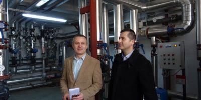 FOTO Singurul oras din Romania care a implementat un proiect de reinjectare a apei geotermale uzate, prin fonduri nerambursabile