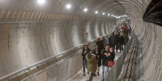 Una alba, alta neagra. Metroul din Drumul Taberei a fost amanat, din nou