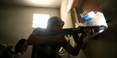 Militantii Statului Islamic au ucis peste 25 de civili in cadrul unor noi confruntari cu armata siriana