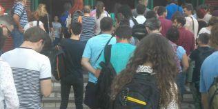 Reactia Metrorex dupa aglomeratia provocata la metrou de introducerea noului sistem de acces