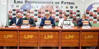 Liga I Betano. LPF a schimbat sponsorul principal al competitiei