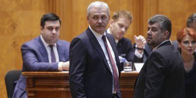 PSD nu mai face sesiune extraordinara. Dragnea: Aveti o informatie partial gresita. Noi am trimis niste SMS-uri ca este posibil sa se convoace Parlamentul