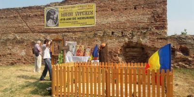 Dubiosul mormant al lui Mihai Viteazul fabricat in Teleorman. Cum au ajuns sute de oameni sa mearga deja in pelerinaj